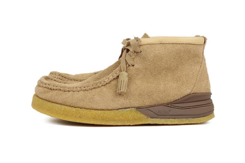 Visvim Beuys Trekker Folk SS19 Release footwear clarks crepe sole hiroki nakumura japan