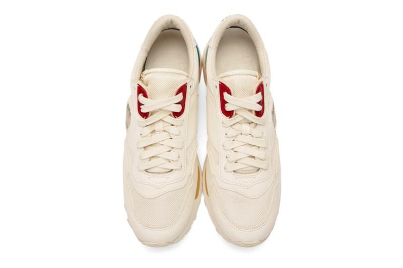 visvim Roland Jogger Sneaker Off White Grey Release