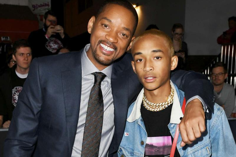 Will Smith Performs With Jaden Smith Onstage at Coachella