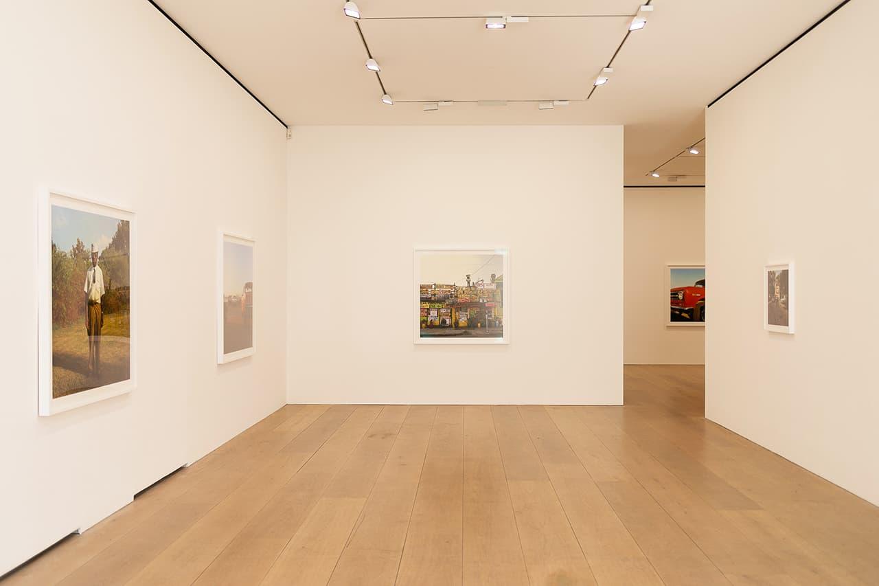 "Take a Look Inside William Eggleston's ""2 ¼"" Exhibit in London"