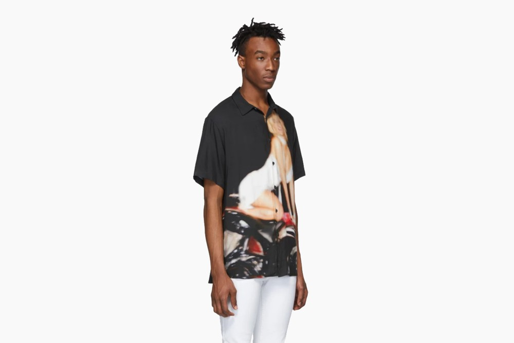 Ksubi Black Graphics Resort Shirt where to buy price 2019 release