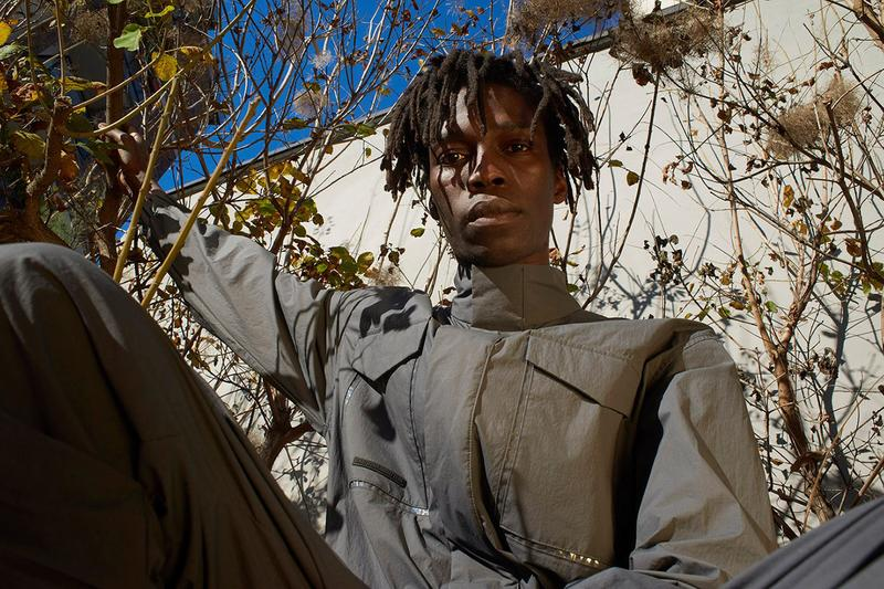 WWWM Spring Summer 2019 SS19 Collection Lookbook Korean Seoul Brand New Label TEM-PLATE Lisbon Pop-Up Store Techwear contemporary Casual Reworked Staples