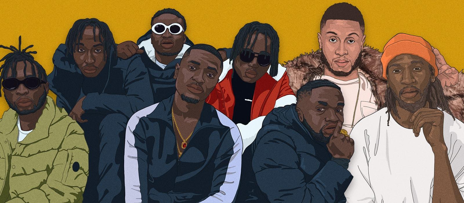 UK Music Acts Jay Prince NSG Jelani Blackman wonder EP OT Bop Lockjaw Jay Electronica Jess Glynne Soulection Hip-Hop R&B Afrobeats Afroswing