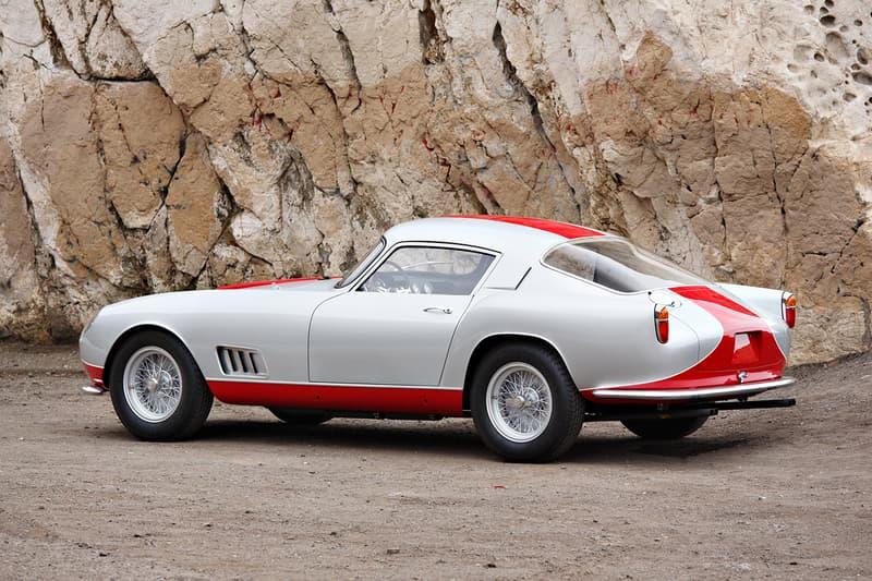 1958 Ferrari 250 GT Tour de France Berlinetta Gooding & Company 16th Annual Pebble Beach Auction $5,500,000 – $6,000,000 Estimate 1967 Ferrari 330 GTS 1972 Ferrari 365 GTB/4 Daytona