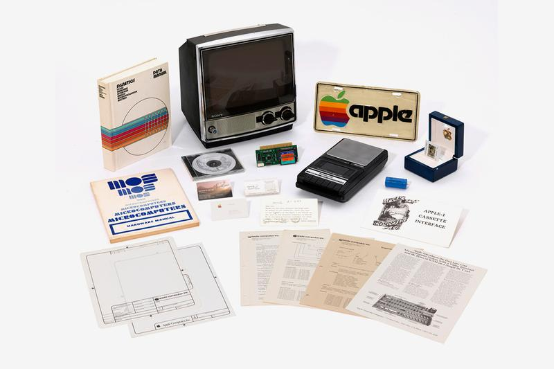 1976 Apple I in a Briefcase Christies Auction computer tech technology design original steve wozniak steve jobs