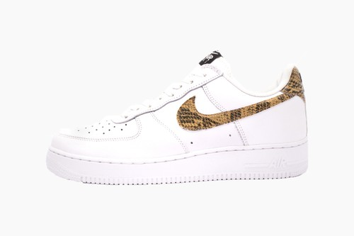 "Nike Air Force 1 Low Premium ""Ivory Snake"""