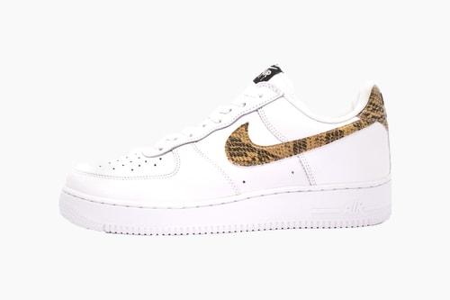 "Nike Air Force 1 Low Premium ""Ivory Snake"""