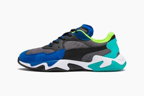 PUMA STORM Sneaker Release