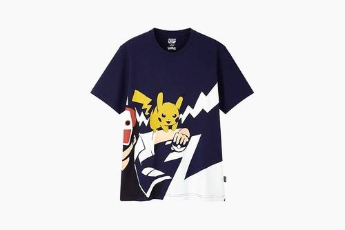 Pokémon x UNIQLO UT SS19 Collection