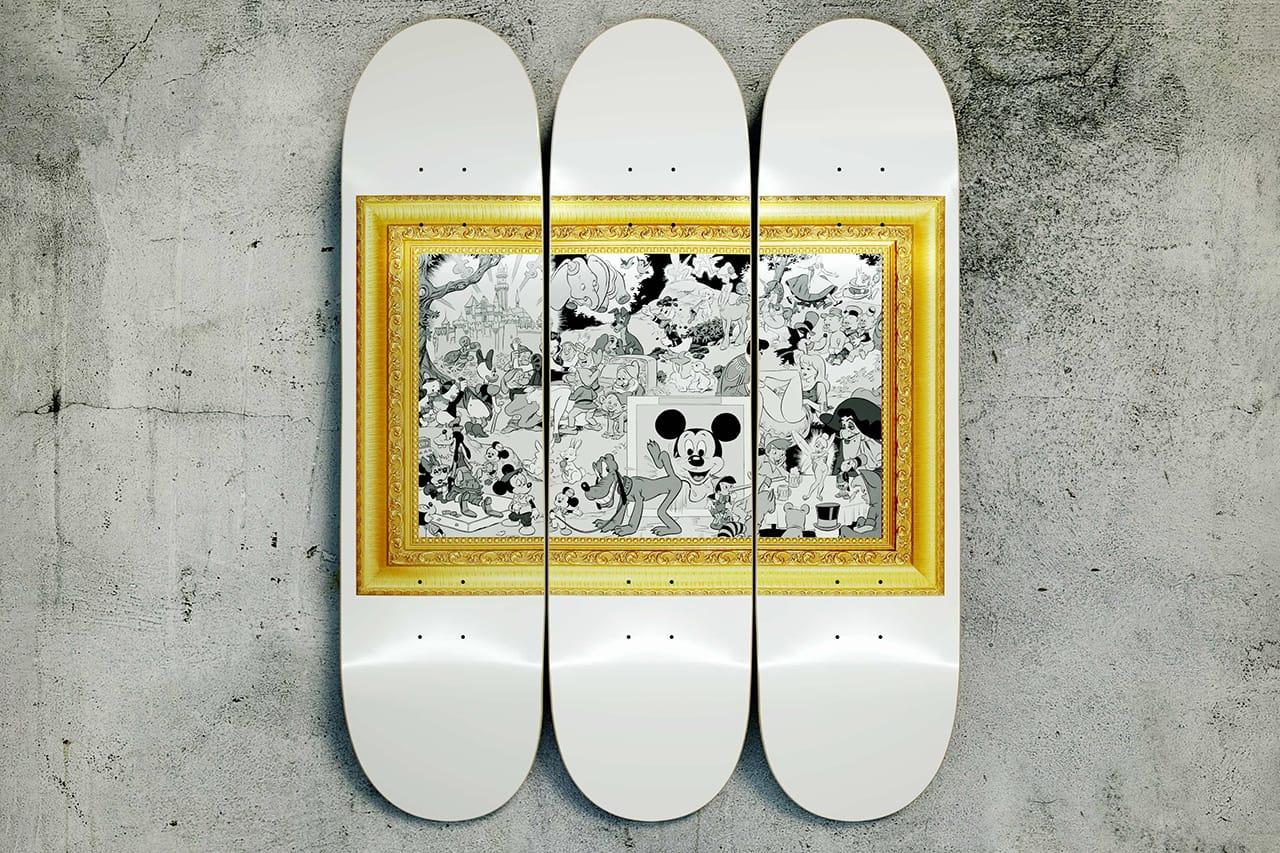 Orgie skateboardy