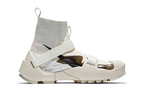 Matthew M. Williams Unveils Upcoming Nike Vibram-Equipped Sneakers
