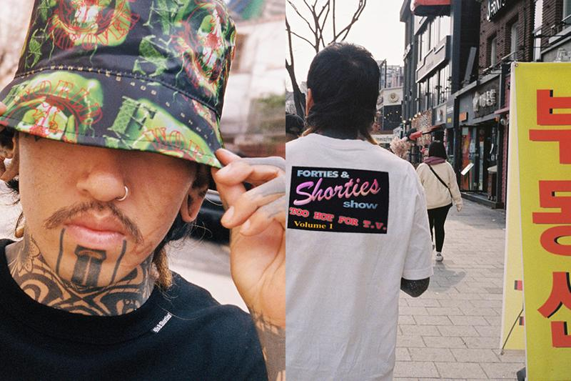 40s & Shorties Summer 2019 Lookbook