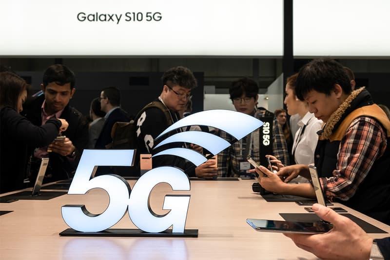 Samsung S10 5G Internet Speed Test Video twitter blogger tech technology smartphone iphone apple LG huawei 4G LTE