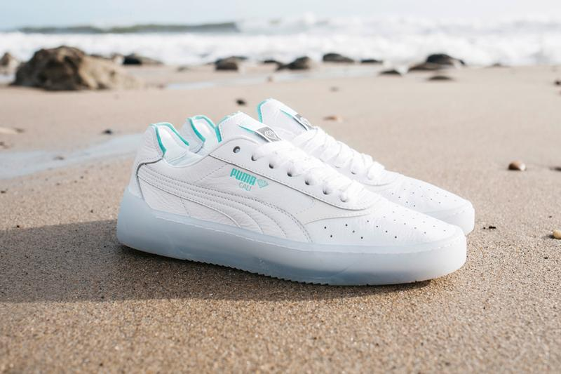 """Diamond Supply x PUMA """"California Dreaming"""" SS19 spring summer 2019 collaboration collection may 18 25 2019 release date info buy collection"""