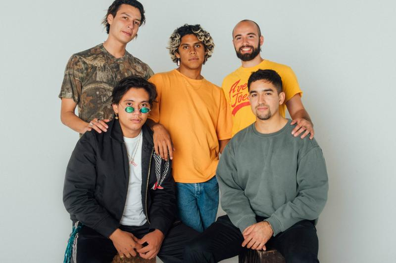 Inner Wave New Track Mushroom Latinx tour wya