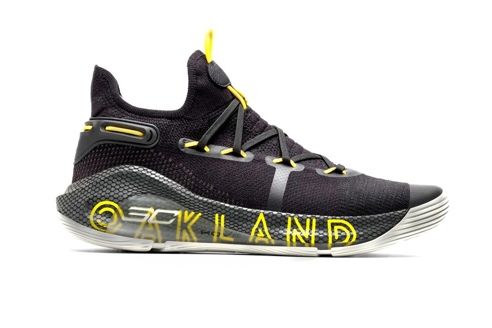 Stephen Curry's Latest Colorway Is a Thank You Letter to Oakland