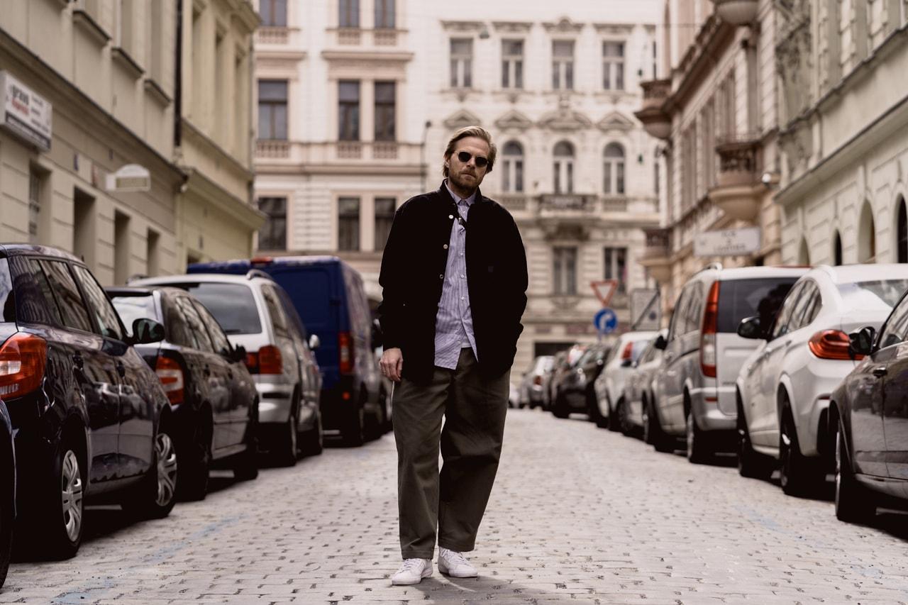 THE ROOM by Basmatee Streetsnaps Style Inside prague czech republic interview Jiří Svoboda Martin Hosnedl store shop