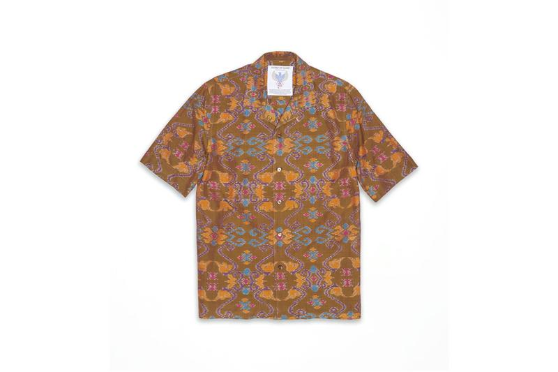 a kind of guise ikat fabric shirt collection spring summer 2019 indonesian fabrics