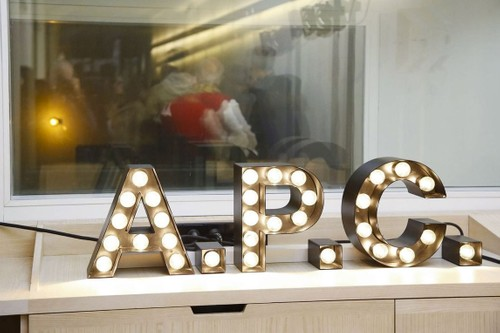 A.P.C. Launches Recycling Program, Exchanging Old Garments for Store Credit
