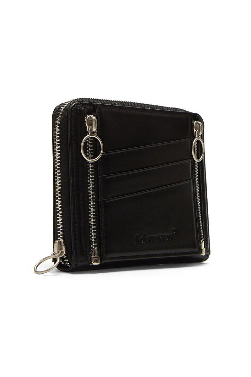 ader error black chain wallet spring summer 2019 ln cc