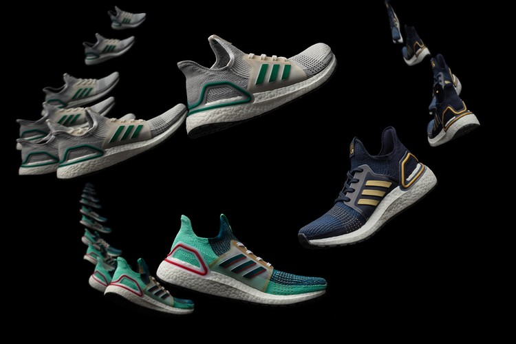 huge discount 46185 6905b adidas Consortium Dresses UltraBOOST 19 in Archive-Inspired Colorways