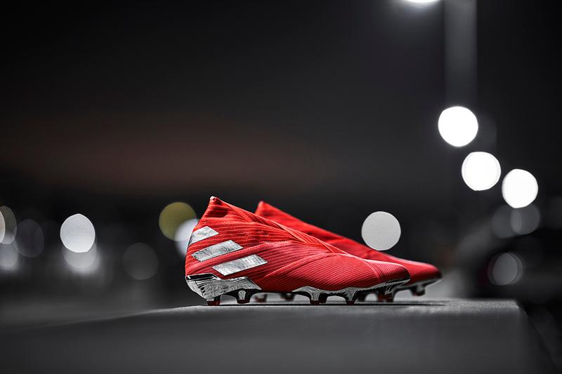 adidas Football 302 REDIRECT Pack Copa Nemeziz 19 X Predator Boots Soccer Paul Pogba Mohamed Salah Paulo Dybala Roberto Firmino Release Information Drop Date Cop Where to Buy Black Red Silver Three Stripes