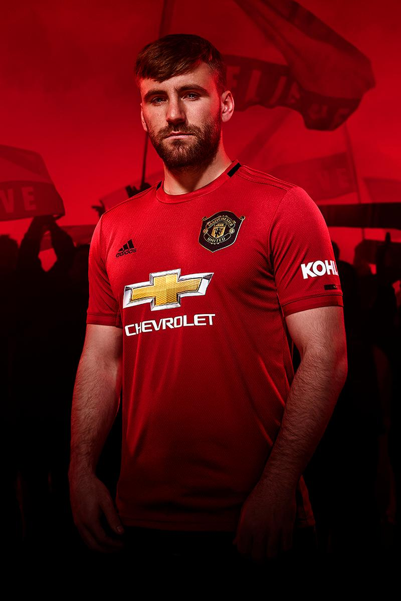 official photos d685a 16476 adidas Manchester United 2019/20 Home Kit First Look | HYPEBEAST