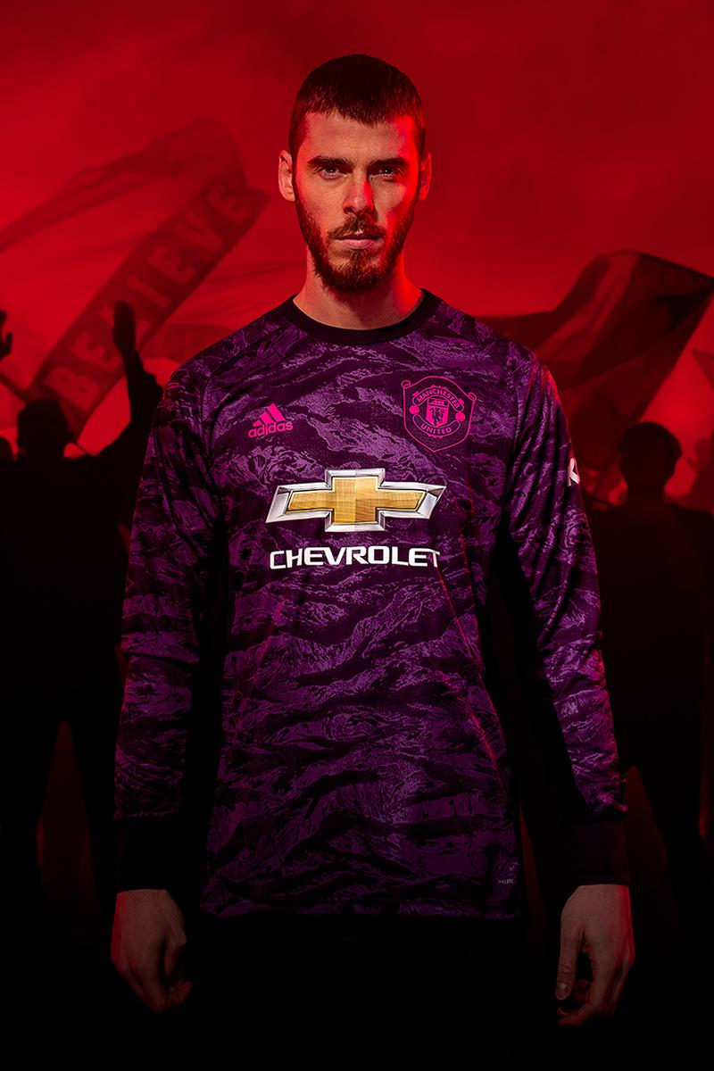 adidas Manchester United 2019 Home Kit Release Info Information Cop Purchase Buy Football Soccer Sports FC F.C. Club Paul Pogba Jesse Lingard Treble Ole GUnnar Solskjaer