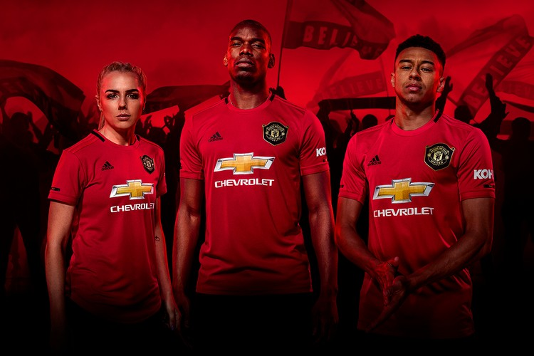 separation shoes 1198b c9ccf adidas Football Manchester United 2018/19 Jersey | HYPEBEAST