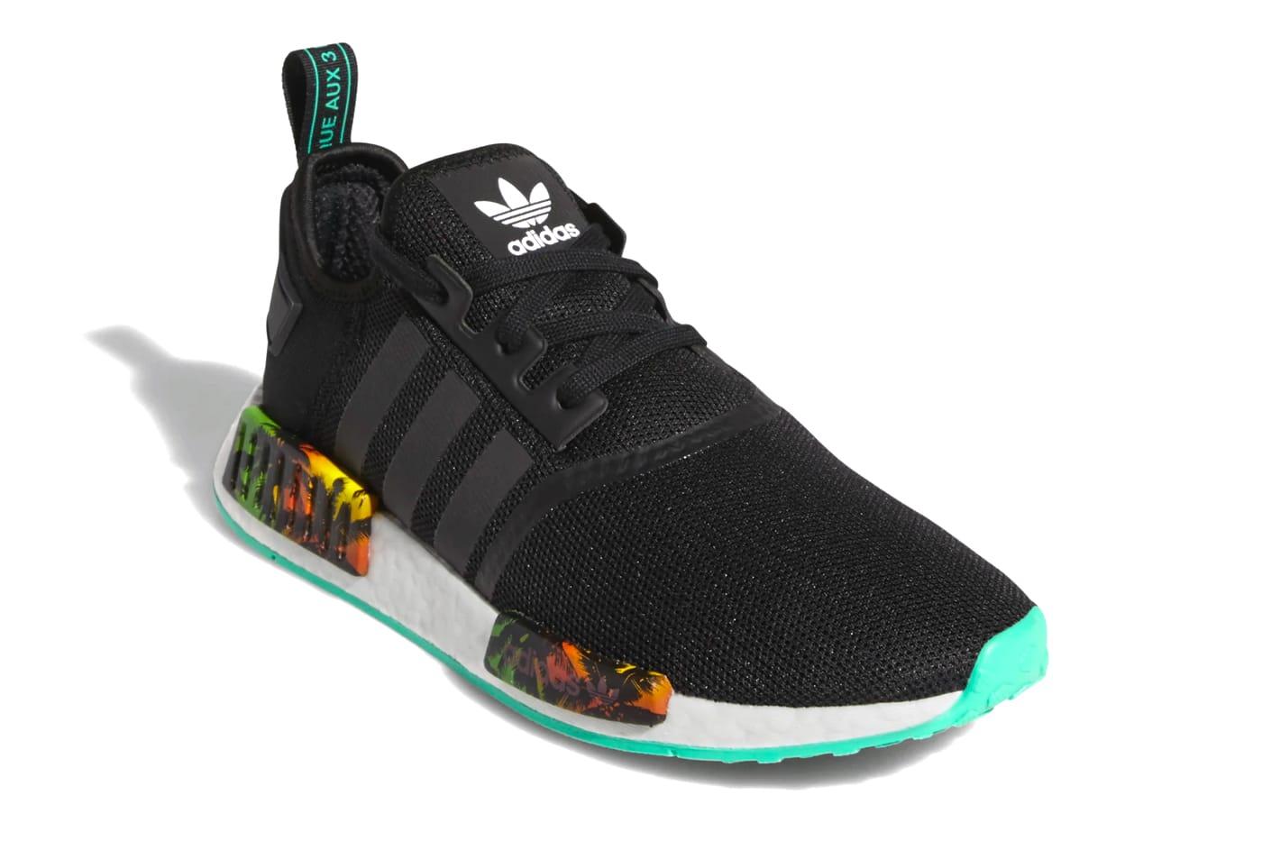 adidas Originals NMD_R1 Core Black/Hi