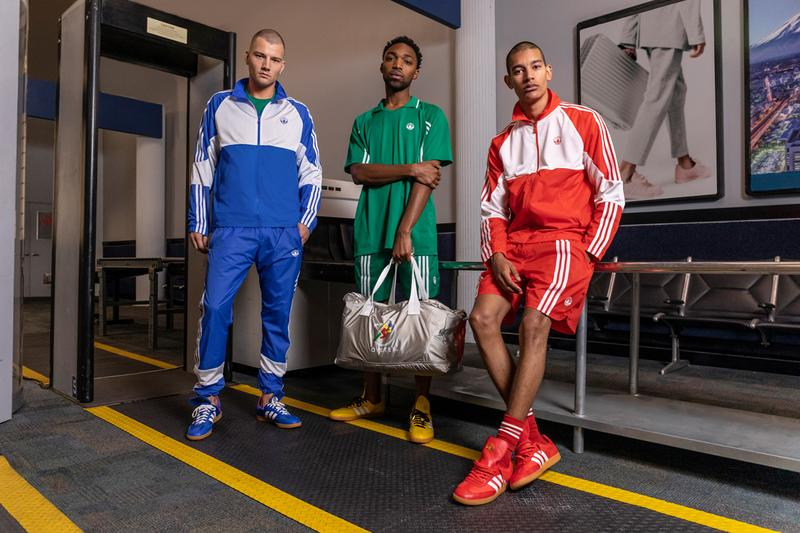 A Look at Oyster Holdings x adidas Originals' Retro SS19 Capsule