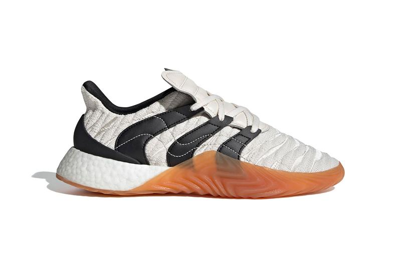 adidas originals sobakov boost black white gold chalk core metallic carbon craft ochre BD7674 may 11 2019 release date info buy D98155