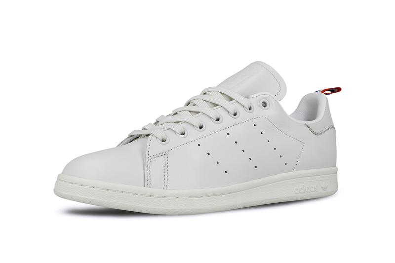 adidas Originals Stan Smith white red blue tricolor French Flag Paris sneaker details release information first look