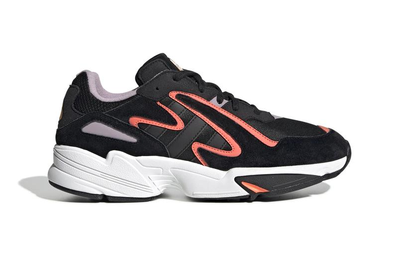 adidas Originals Yung 96 Chasm Release Orange Red Purple