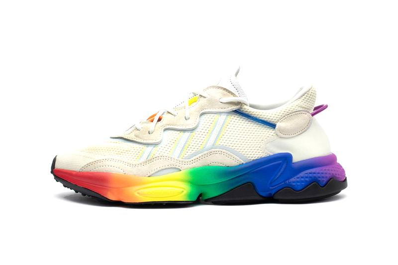 "The adidas Ozweego Receives a ""Pride"" Revamp"