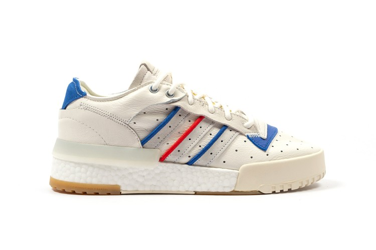 40eba8165f671 adidas Originals Adds Tri-Color Embroidery to '80s-Inspired Rivalry RM Low