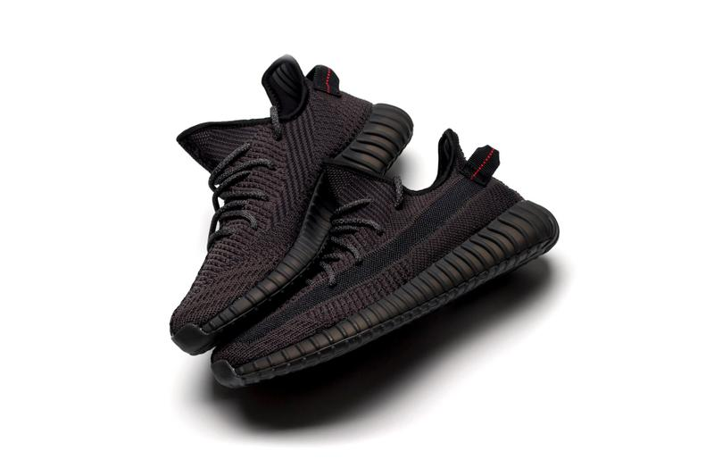 8303b54b adidas YEEZY BOOST 350 V2 All-Black Release Date june kanye west static  reflective