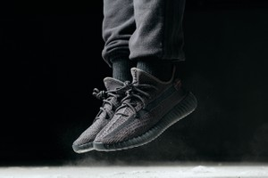 purchase cheap 480d6 98aee An On-Foot Look at the All-Black adidas YEEZY BOOST 350 V2