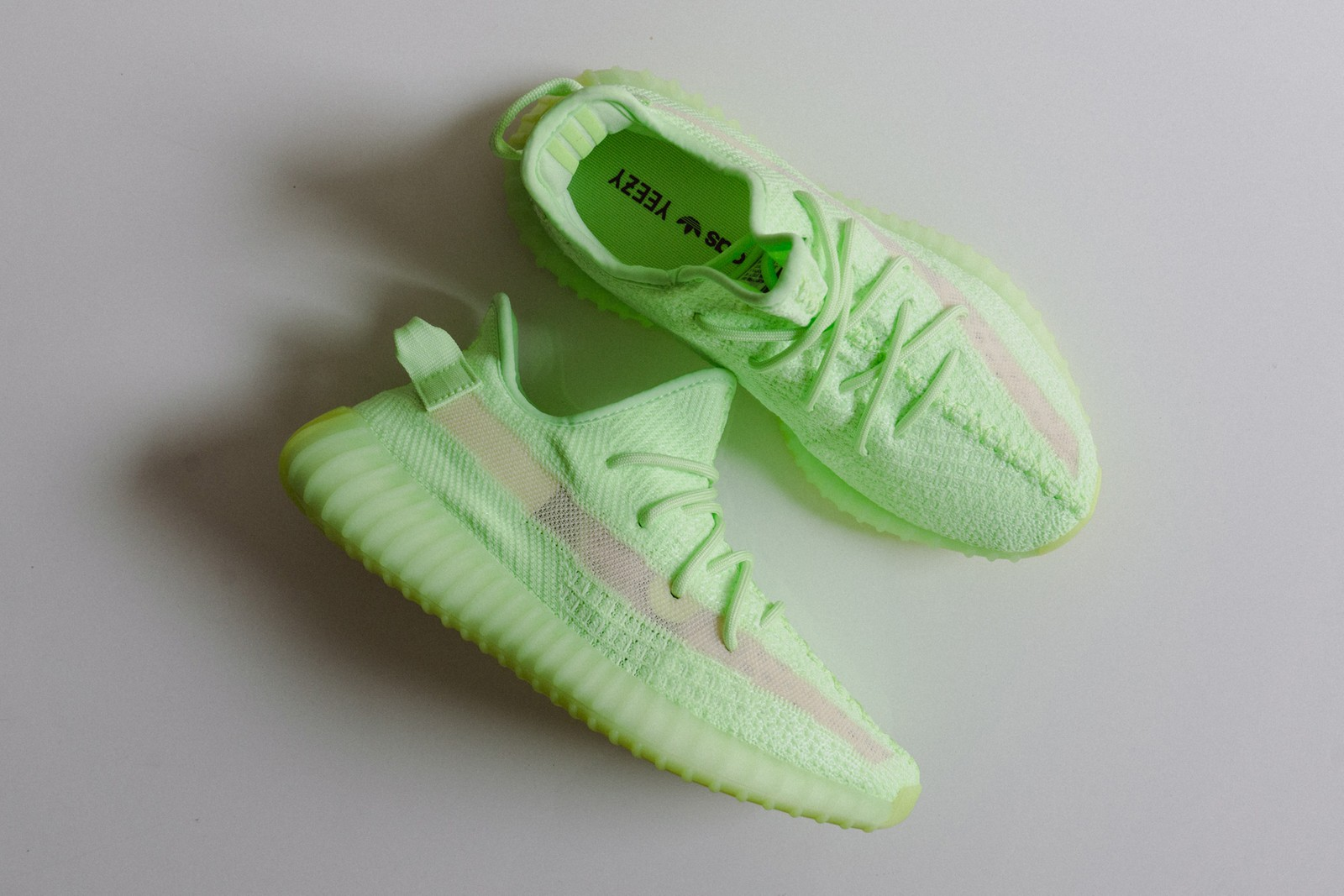 "Best Sneaker Releases: May 2019 Week 4 ""Glow-In-The-Dark"" adidas YEEZY BOOST 350 V2 kanye west yeezy"