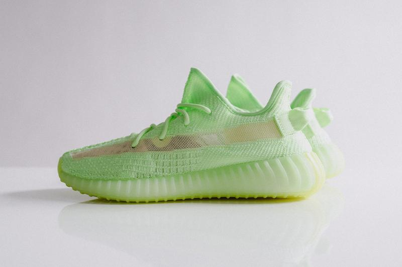 "adidas YEEZY BOOST 350 V2 ""Glow-In-The-Dark"" on Stockx kanye"