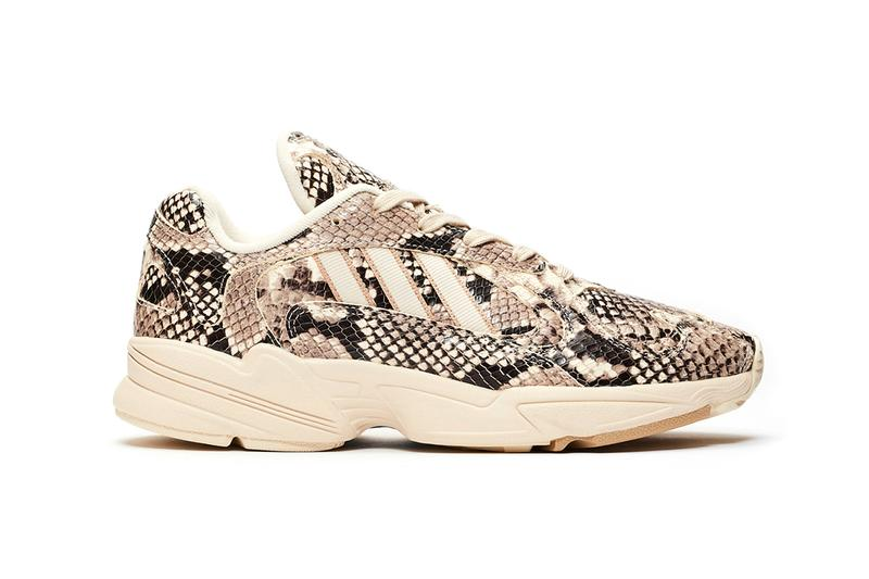 """The adidas Yung-1 Receives an Exotic """"Snakeskin"""" Revamp"""