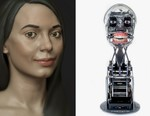 The World's First Humanoid AI Robot Artist Is Getting Her Own Exhibition