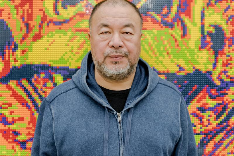 Ai Weiwei Sues Volkswagen for Using Refugee Lifejacket Artwork in Ad