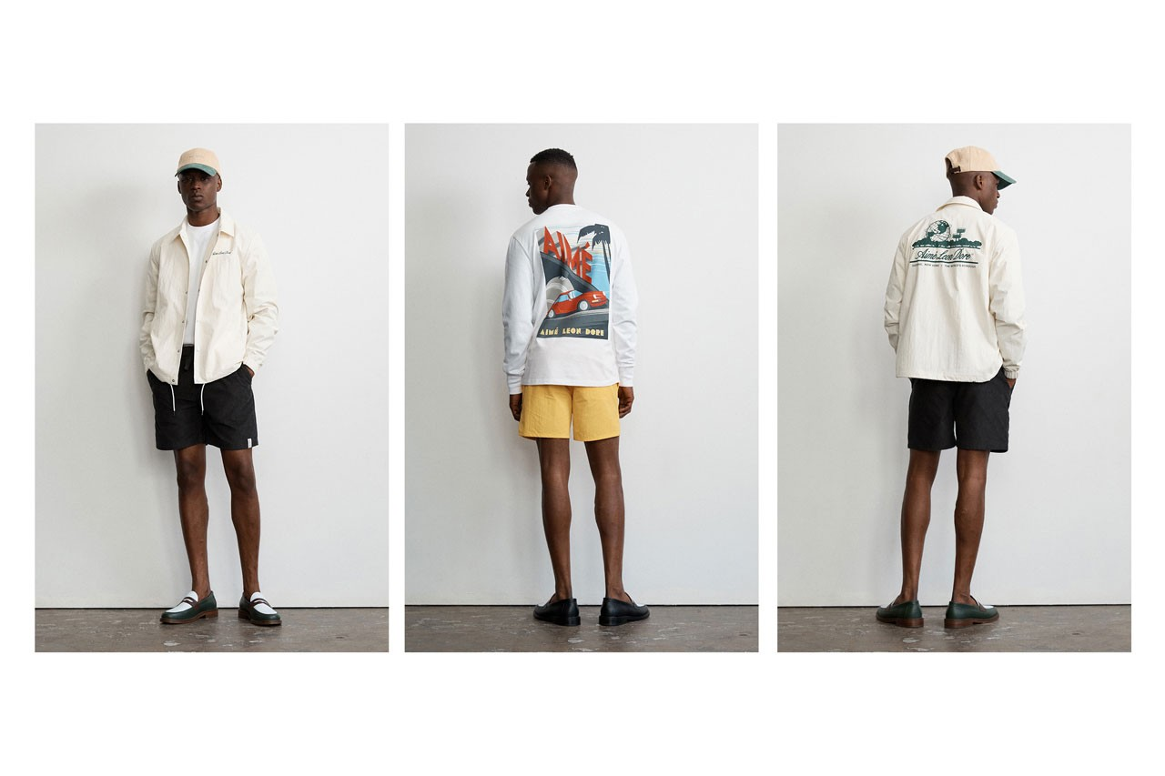 Aimé Leon Dore Summer 2019 Capsule Collection ss19 release date may 21 2019 info buy lookbook