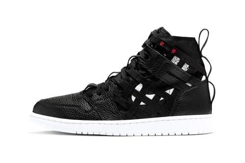 New Air Jordan 1 Cargo Resurfaces in Black Edition