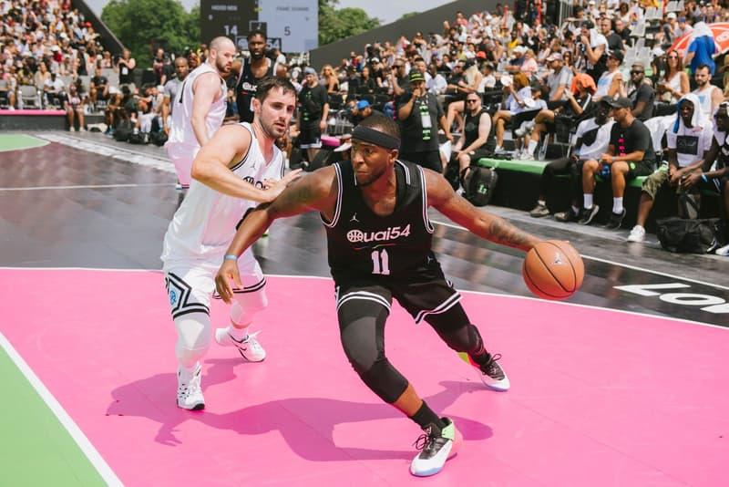"A First Look at the Air Jordan 8 ""Quai 54"" jordan brand nike basketball Air Jordan 1 paris streetball tournament"