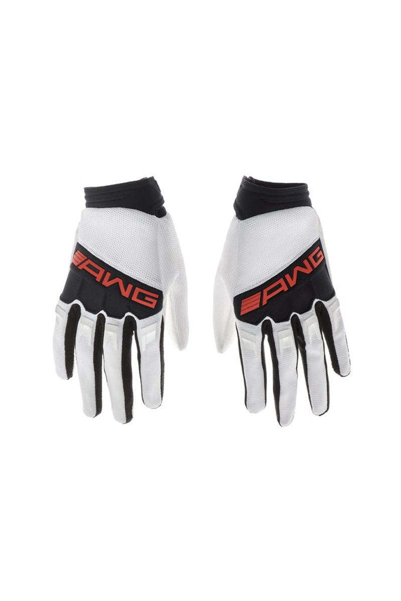 alexander wang fox x aw moto gloves spring 2019 black red white blue release