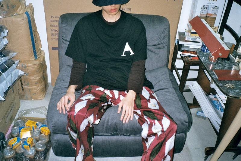 ALICE LAWRANCE SS19 WASN'T GOING TO EXIST Capsule Hat Bucket Cap T shirt Trousers