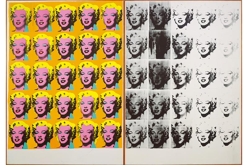 Andy Warhol From A to B and Back Again SFMOMA san francisco museum of modern art contemporary exhibition gallery artist pop art abstract expressionism