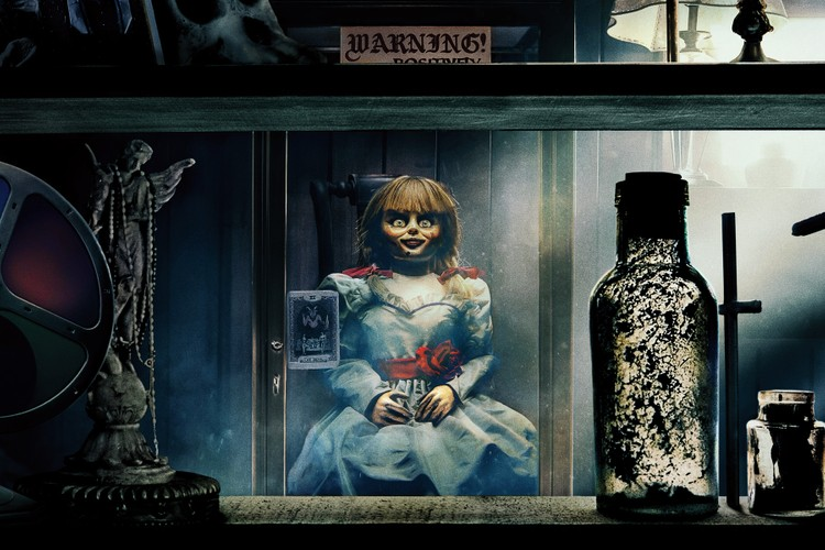 Annabelle Comes Home' 360 Experience | HYPEBEAST